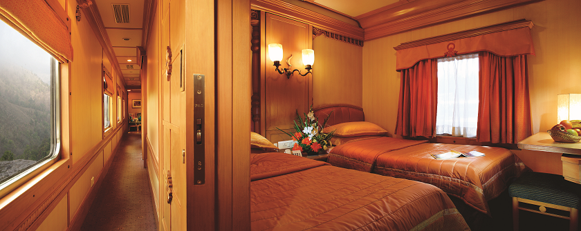 5 Reasons why The Golden Chariot Train is the honeymoon special train in India